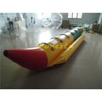 Wholesale Customized Durable Inflatable Banana Boat Fly Fish For Water Games from china suppliers