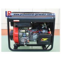 Wholesale Agricultural Machinery Air Cooled Diesel Driven Generator With Electric Starting from china suppliers