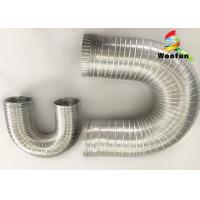 Wholesale Ventilation System Aluminum Air Duct Flexible Air Intake Hose 3 Inch Compressible from china suppliers