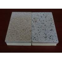 Buy cheap Home External Wall Thermal Insulation Board Building Materials Different With Ceramic Tile from wholesalers