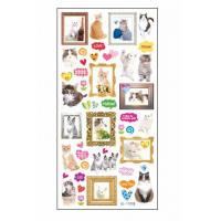 Wholesale Novelty Decoration Childrens Wall Glitter Stickers BL17003 from china suppliers