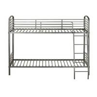 Wholesale Dorm Room Metal Furniture Bunk Beds With Strong Ladders For Young Kids from china suppliers