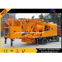 Wholesale 1200mm Filling Height Mobile Concrete Batching Incharge Hopper 800L from china suppliers