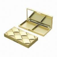 Wholesale Cosmetic Packing Boxes/Containers, Eye Shadow Cases/Compacts from china suppliers