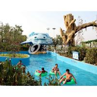 Wholesale Giant Lazy Swimming Pool Commercial Water Park Equipment For Family from china suppliers