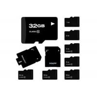 Quality 2GB 4GB 8GB 16GB Mini SD Memory Card , Class 10 TF Flash Memory Card for sale