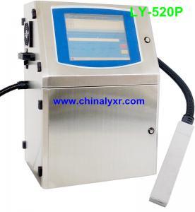 Wholesale Automatic Inkjet Coding Machine/ Date Printer/LY-280P/bottle date printing machine from china suppliers