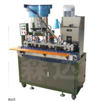 Wholesale Fully Automatic Pin Insertion Machine Two Cord Round Wire 445kg from china suppliers