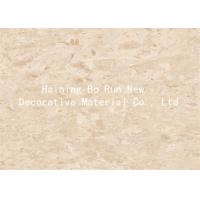 Wholesale Marble Design Interior Pvc Sheet Film , Wall Panel Hot Foil Rolls Fire Proof from china suppliers