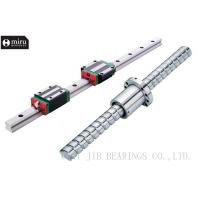 Wholesale Long Life Linear Guide Rail Bearing For Machine HSR20  GCr15SiMn G20Cr2Ni4A from china suppliers