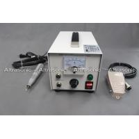 Wholesale Ultrasonic Cutting Equipment with Repalcebale Blades / Ultrasonic Fabric Cutting Machine from china suppliers
