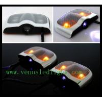 Wholesale 6Th Car Emblem LED LOGO Welcome Door Light Ground Projecting Lamp For Ford/Chevrolet/Jeep/ from china suppliers
