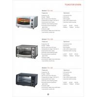 Wholesale Toaster oven in home appliance Kitchen convection Vertical  toaster oven GK-T0-14C from china suppliers
