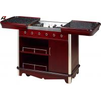 Wholesale Restaurant Sliding Cooking Cart Built-in Four Wheels from china suppliers