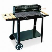 Wholesale Charcoal BBQ Grill with Powder Coating and Electrophoresis Surface Treatment from china suppliers