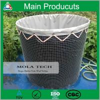 Wholesale Reinforced PVC Tarpaulin Portable Plastic Fish Tank from china suppliers