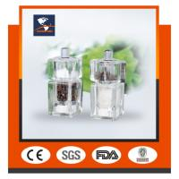 Wholesale Acrylic transparent GK-S03 pepper mill & ceramic core & sea salt & pepper mill grinding from china suppliers