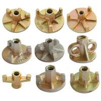 Buy cheap Galvanized wing nut, Гайка фланцевая, flange nut, formwork accessories from wholesalers