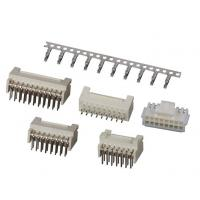 Wholesale JVT PHB 2.0mm Double Row Wire to Board Crimp style Connectors with Secure Locking Devices from china suppliers