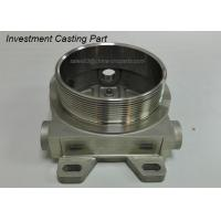Quality Investment casting parts with cast iron for heavy industry equipment parts OEM for sale