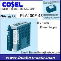 Buy cheap Cosel PLA100F-48 100W power supply 48V from wholesalers