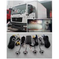 Wholesale 360 ° Around  View Lorry Cameras System monitor AVM  With 4 channel DVR,  Safety Driving Assistant for Trucks and Buses from china suppliers