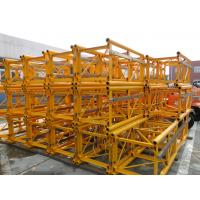 Wholesale Mast Section Vertical Building Construction Material Hoist, Cage Hoists 1508*650*650 2T from china suppliers