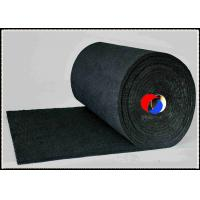 Wholesale PAN Based High Heating Soft Graphite Felt Temperature Resistance 10MM Thickness from china suppliers