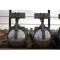 Wholesale Saturated Steam AAC Concrete Autoclave For Wood / Brick / Rubber / Food from china suppliers