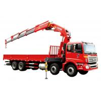 Wholesale Fast  Knuckle Boom Truck Mounted Crane For Heavy Things Lifting,16Ton from china suppliers