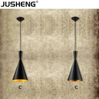 Quality Hot Selling Black Iron Dining Room Pendant  Lights CE certification (DL30046) for sale