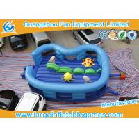 Wholesale Kids Cartoon Ocean World Inflatable Jump Bouncy Castles For Amusement Park from china suppliers