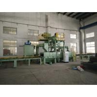 Buy cheap High Efficiency Blast Cleaning Shot Peening Equipment Abrator Machine Type from wholesalers