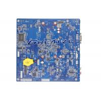Quality VGA HDMI LVDS micro industrial motherboard i3 6100u , mini itx board Support 4K for sale