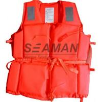 Wholesale 75N Polyester Inherent Foam Ccs Marine Life Jacket for Adult / Child  86-3 from china suppliers