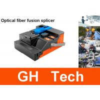 Wholesale Automatic Single fiber fusion splicer for fiber connection - 10 ℃ - 50 ℃ from china suppliers