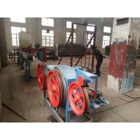 Wholesale Hot Galvanized Iron Wire PVC Coated Machine for Hexagonal Wire Netting from china suppliers