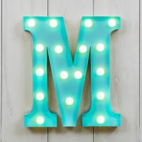 Wholesale Vintage Style LED Carnival Lights Letter  , Retro Fairground Letter Lights For Wall Decor from china suppliers