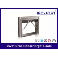 Wholesale Stainless Steel BRT Station Tripod Turnstile Gate, Iron with Powder Housing from china suppliers