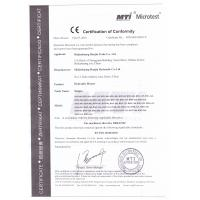 Shijiazhuang Hanjiu Technology Co., Ltd Certifications