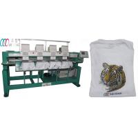 Wholesale Automatic 4 Head computerized Embroidery Machine for hats / towel from china suppliers