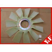 Wholesale Caterpillar Excavator Spare Parts CAT 324D 325D Cooling Fan Blade with PA Material from china suppliers