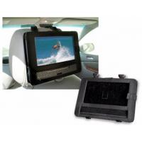 Wholesale Velvet Black Portable DVD Carry Bag With 12 Inch Screen 600Denier from china suppliers