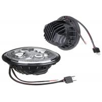 "Wholesale Mercedes G  7"" Off Road Car LED Headlights With White Angel Eyes 1100lm 5500k ~ 6000k from china suppliers"