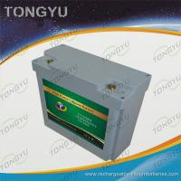 Wholesale Lithium Lifepo4 12V 20Ah Solar Energy Storage Battery Enviroment - Friendly from china suppliers