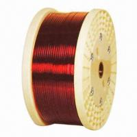 Wholesale Rectangular Enameled Copper Wire, 0.80 to 5.60mm Flat Wire Thickness, 2.00 to 16.00mm Width from china suppliers