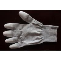 Wholesale Copper Top/Palm PU Coated Conductive Gloves from china suppliers