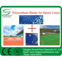 Wholesale Wetpour PU Binder for sports court from china suppliers