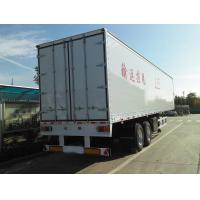 Quality Two axle carriage semi-trailer for sale