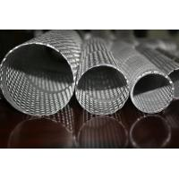 Wholesale 316L / 304 Stainless Steel Punching Pipes For Automobile / Motorcycle Silencers from china suppliers